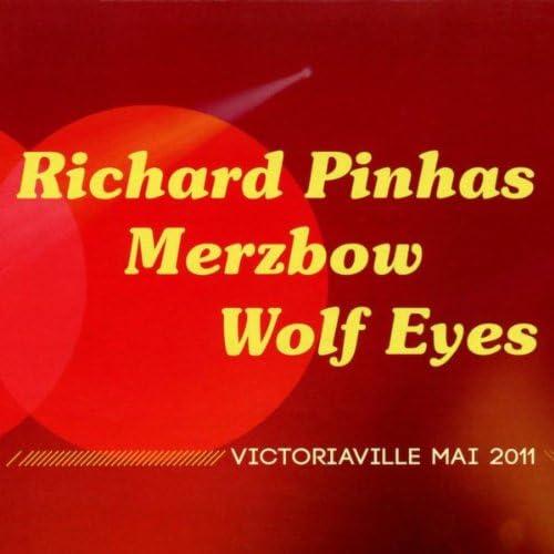 Richard Pinhas, Merzbow & Wolf Eyes