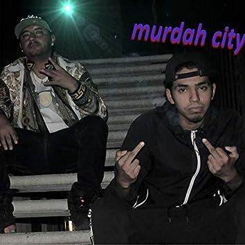 Murdah City (feat. Yung Adrian & Baller City)
