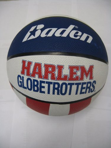 New Harlem Globetrotters souvenir basketball