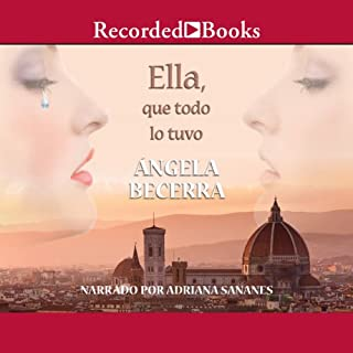 Ella, que todo lo tuvo [She Who Had Everything] cover art