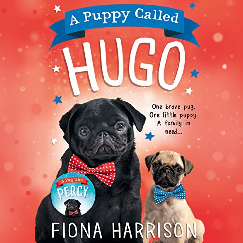 A Puppy Called Hugo audiobook cover art