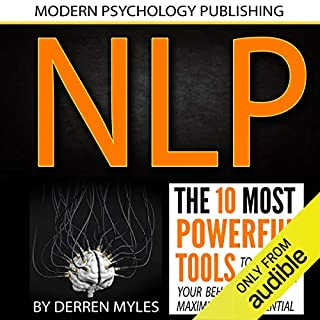 NLP: Neuro Linguistic Programming audiobook cover art