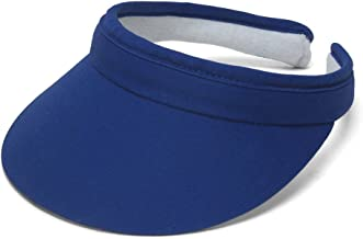 TOP HEADWEAR Sports Cotton Twill Visor - coolthings.us