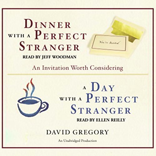 A Day with a Perfect Stranger cover art