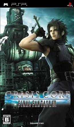 クライシス コア -ファイナルファンタジーVII- (通常版) - PSP