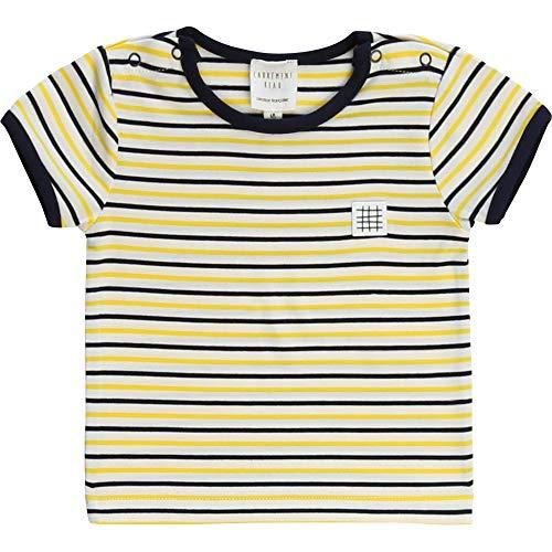 CARREMENT BEAU T-Shirt Jersey de Coton rayé Bebe Couche Multico 2ANS