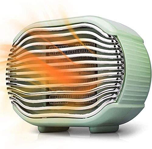 WSJTT Calefactor Calentador de pie Peque?o Calentador de Aire doméstico Calentador de radiador de Aire Caliente de Escritorio doméstico