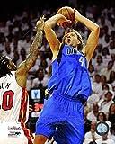 The Poster Corp Dirk Nowitzki Spiel 2 der 2011 NBA Finals
