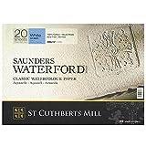 St Cuthberts Mill Saunders Waterford Blocco Carta da 420 x 310 mm, Pesso del prodotto: 0.4...