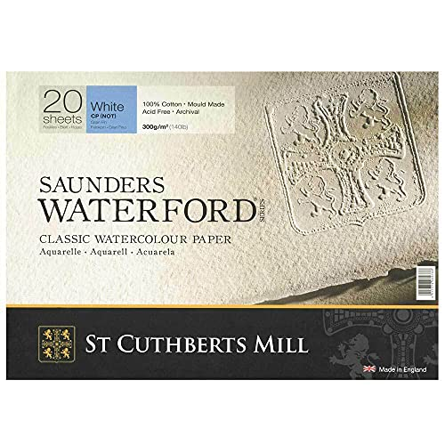 ST Cuthberts Mill Saunders Waterford Paper, 420x 310mm