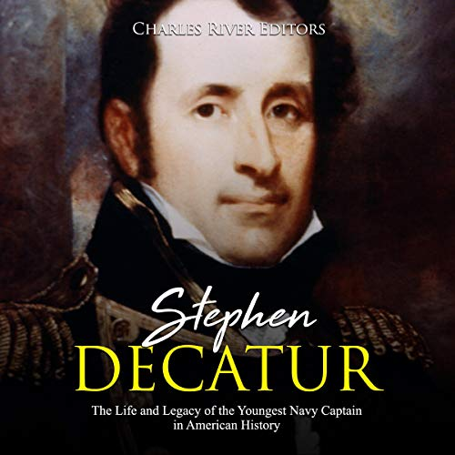 Stephen Decatur cover art