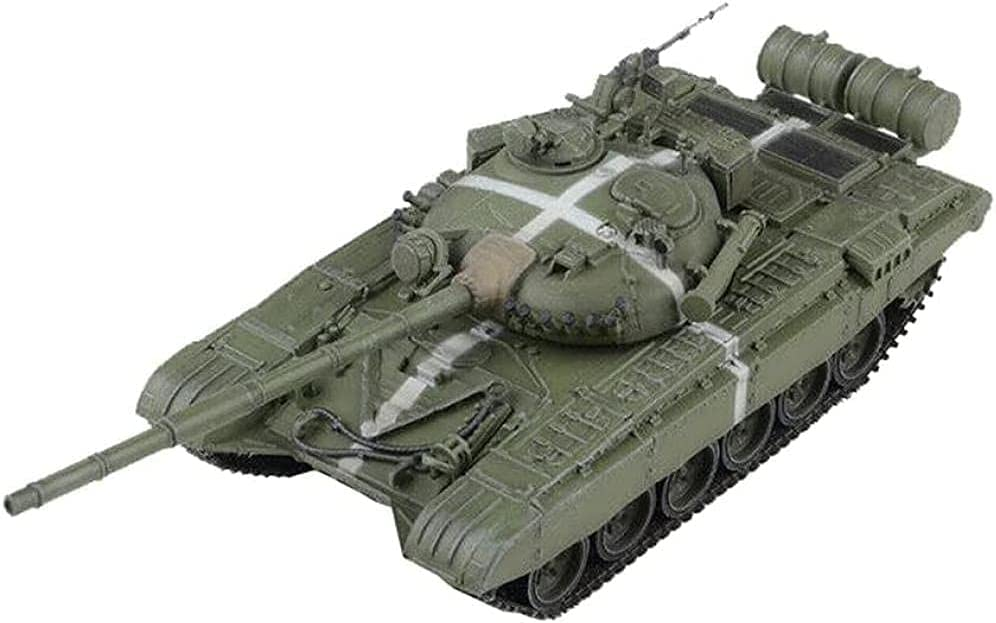 N-Y Tank 3D Puzzles Plastic online shop Model Russian Scale T-72A 1 Kits Finally popular brand 35