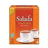 Salada Orange Pekoe Tea 72ct tea bags Imported from Canada