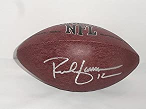 Rich Gannon Signed Ball - 2003 Mvp Proof - Autographed Footballs