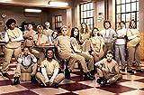 Orange is The New Black US Drama Poster auf