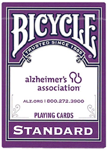 Bicycle ALZHEIMER PREMIUM