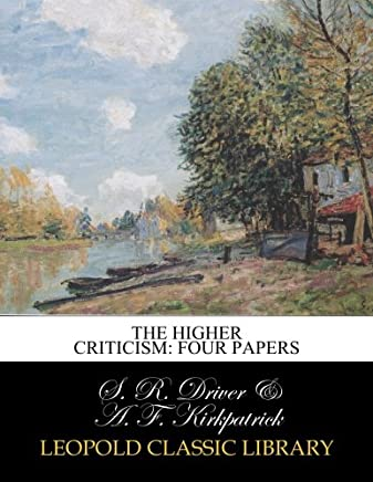 The higher criticism: four papers