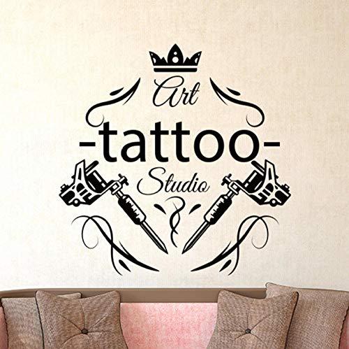 Le sticker mural Art Tattoo Studio