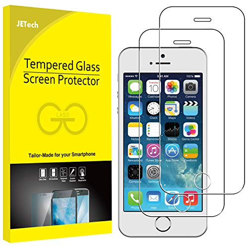 JETech Screen Protector for Apple iPhone SE...