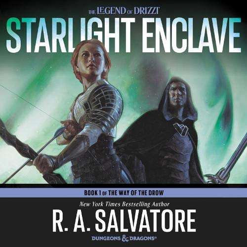 Starlight Enclave Audiobook By R. A. Salvatore cover art