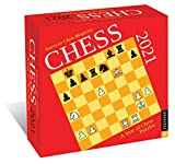 Chess 2021 Day-to-Day Calendar: A Year of Chess Puzzles