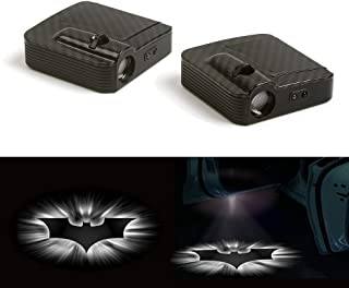 CHAMPLED BATMAN LED Projector Logo Shadow Car Light Emblem Replacement Film