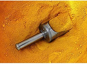 Arcacolor kleurpigmenten voor beton, cement, mortel, kalk, gips, ijzeroxide, chroom, titanium, 500 g, Arcane Industrie
