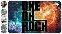 3D One Ok Rock ドアマット 洗える 吸水 速乾 滑り止め オールシーズン適用 (45.72 X 76.2cm)