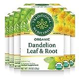 Organic Dandelion Root Tea Bags