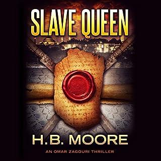 Slave Queen audiobook cover art