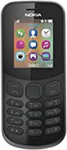 Nokia 130-2017 Mobile Phone, 512 megabits Dual SIM Black