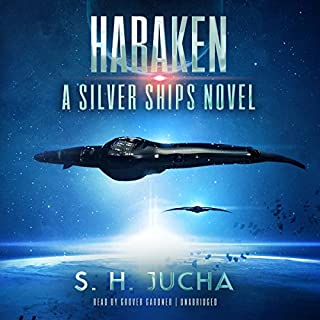 Haraken audiobook cover art