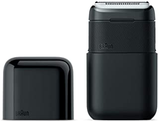 ブラウン メンズシェーバー[電気シェーバー]【2枚刃】BRAUN mini M-1000