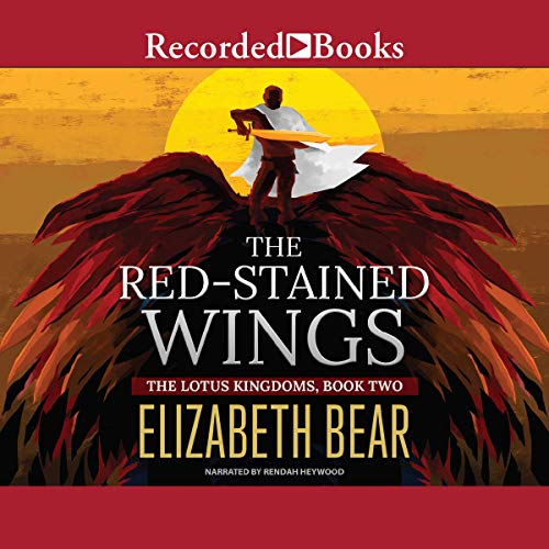 The Red-Stained Wings cover art