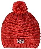 Lego Wear Mädchen Lego Unisex LWALFRED 722-Strickmütze Mütze, Rot (Red 361), (Herstellergröße:54)