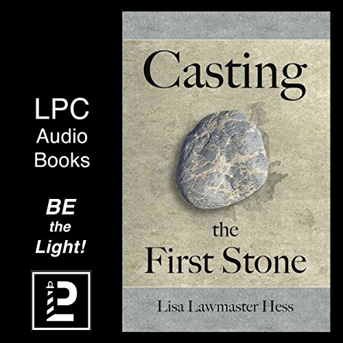 Casting the First Stone audiobook cover art