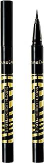 CARSLAN アイライナー スムースリキッドアイライナー 極薄ブラック ウォータープルーフ (お湯落ちタイプ)単品 0.55g