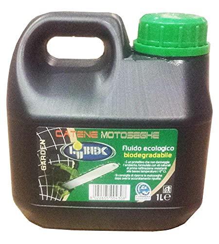 Lubex LBXLBX12519 1lt Olio refrigerante Protettivo per Catena Motosega Scoppio ed elettrica