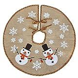 alfombra navidad arbol