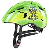 uvex Kid 2 Casco de Bicicleta, Juventud Unisex, Green, 46-52 cm