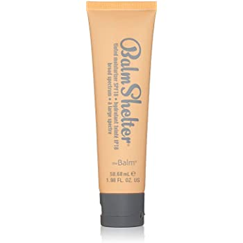 BalmShelter Silky-Smoth Tinted Moisturizer, Light, Polished Complexion, Weightless, SPF 18, 1.98 Fl Oz