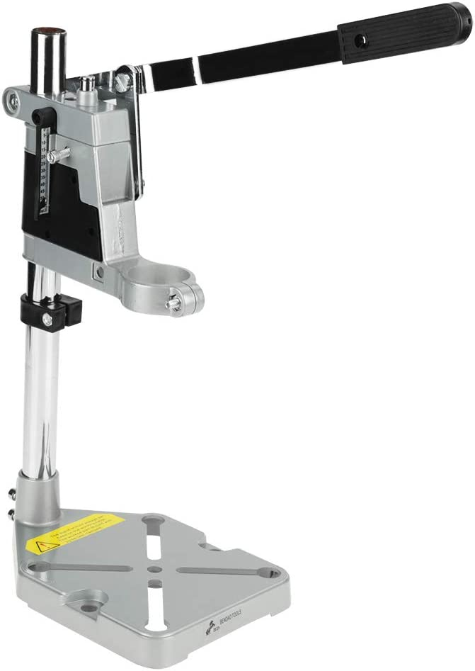 Drill Tulsa Mall Stand Clamp Press Workbench Fashion for Repair Tool Dr