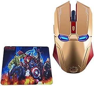 Suchergebnis Auf Für Iron Man Mäuse Tastaturen Eingabegeräte Computer Zubehör