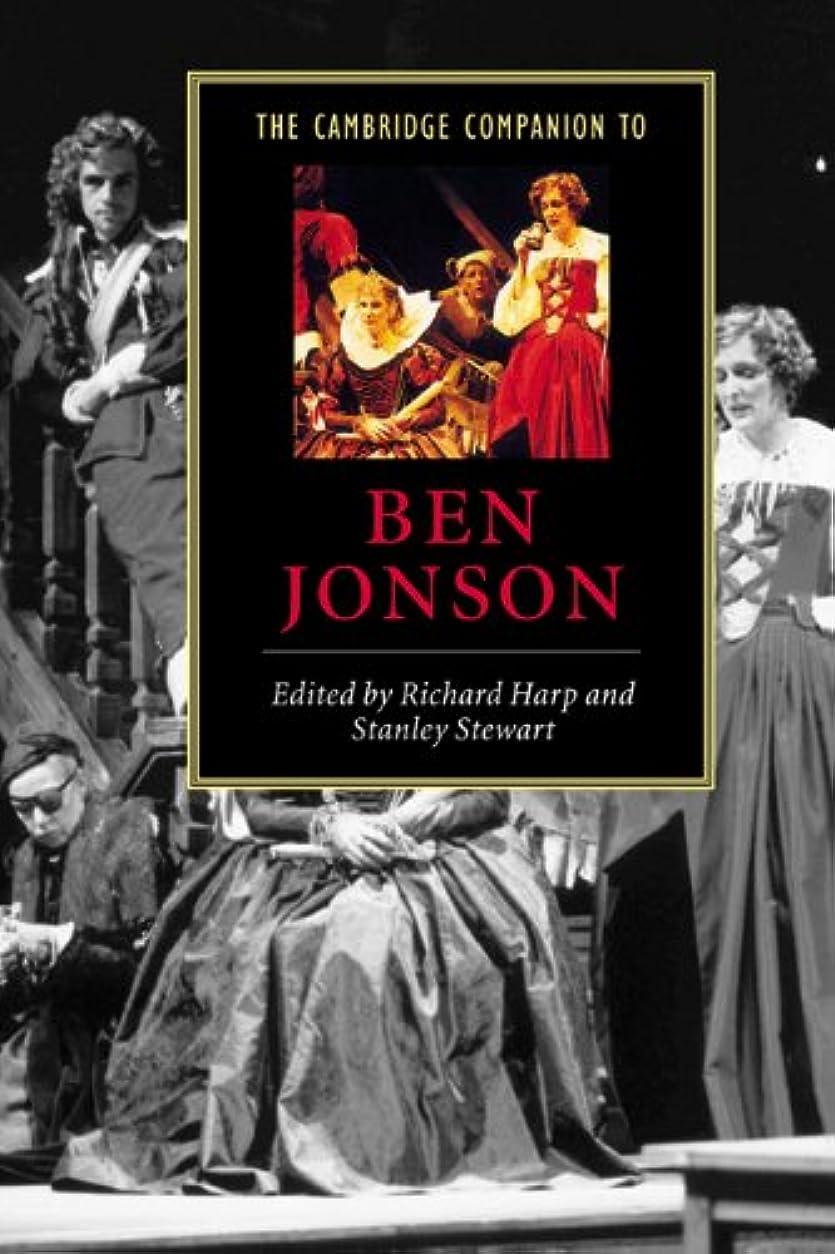 納得させる正気ジョージエリオットThe Cambridge Companion to Ben Jonson (Cambridge Companions to Literature) (English Edition)
