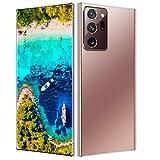 Note20U+ 6.9' Smartphones Desbloqueados, 48MP+18MP, 12GB Ram + 512GB ROM, Celulares Dual Sim Desbloqueo Facial