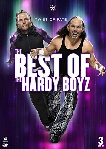 WWE: Twist Of Fate: The Best Of The Hardy Boyz (Halskette) [3 DVDs]