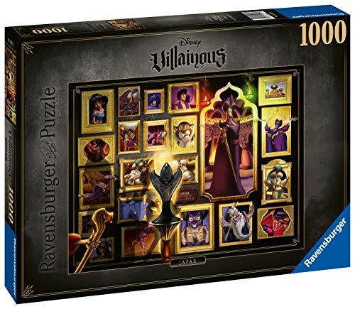 Ravensburger Puzzle 15023 - Villainous: Jafar - 1000 Teile