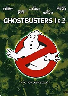 Ghostbusters Double Feature Gift Set: (Ghostbusters / Ghostbusters 2 + Commemorative Book)