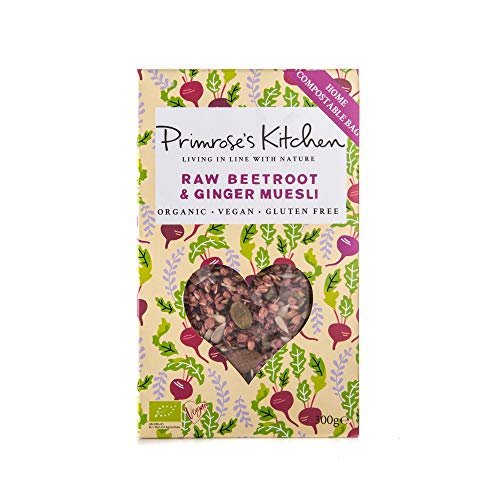 Primrose's Kitchen Muesli ecológico de avena sin gluten con