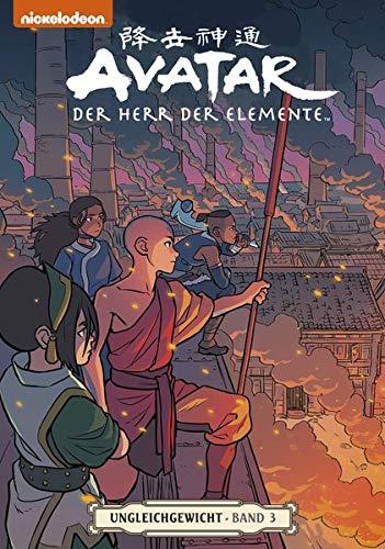 Avatar – Der Herr der Elemente 19: Ungleichgewicht 3